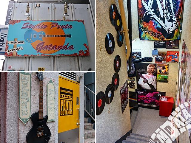 スタジオペンタ五反田店の写真