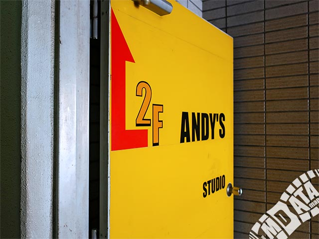 アンディーズスタジオの写真