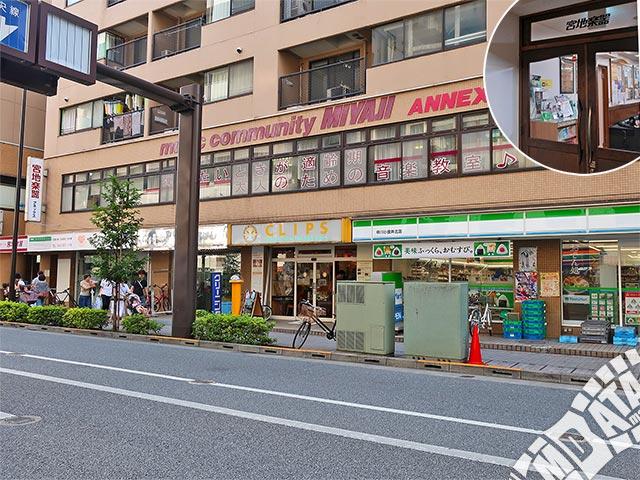宮地楽器 小金井店ANNEXの写真