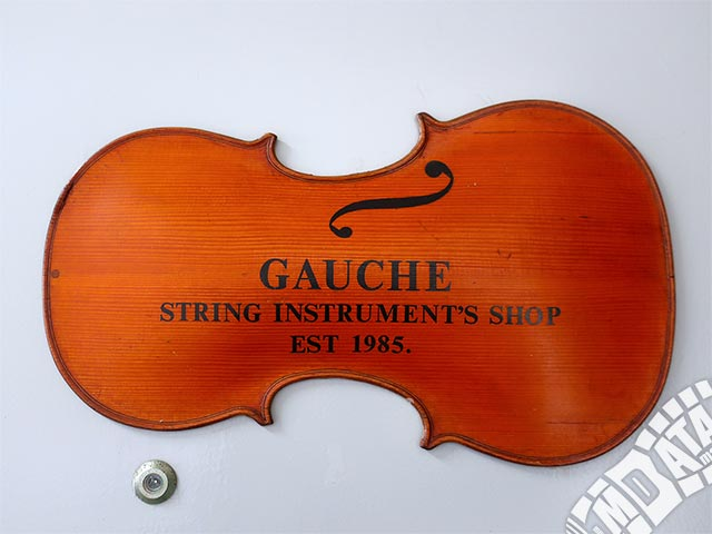 ゴーシュ弦楽器の写真