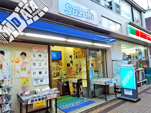 鈴木楽器本店の写真