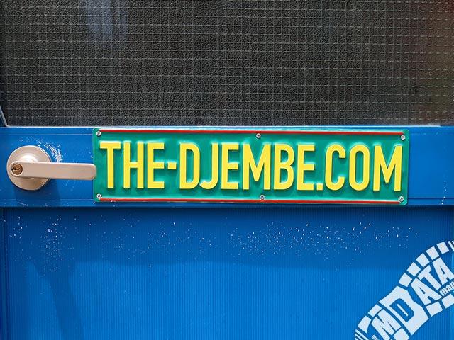 ジャンベ・民族楽器the-djembeの写真