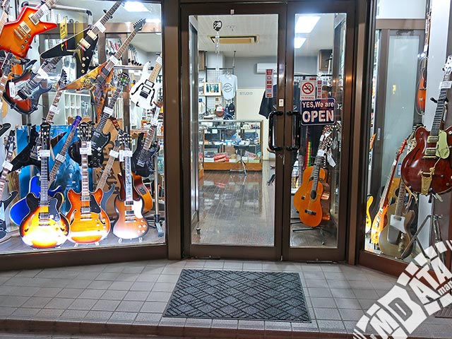 山口楽器店の写真