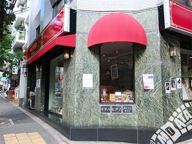 川上楽器 渋谷本店ショールームの写真