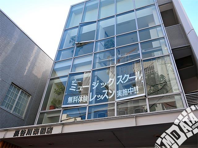 長谷川楽器店ミュージックスクール本店の写真