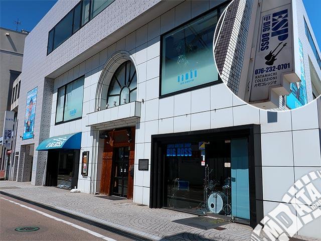 BIGBOSS金沢店スタジオの写真