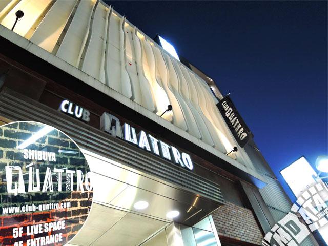 渋谷クラブクアトロの写真