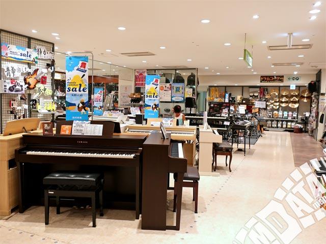島村楽器 ミーナ町田店の写真