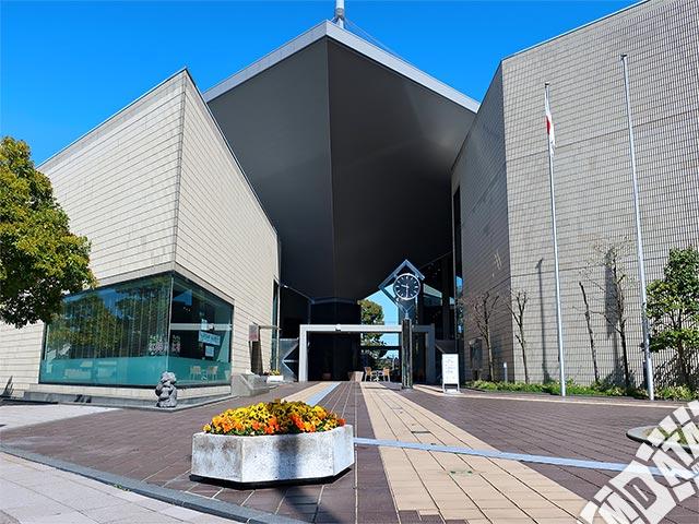 金沢市文化ホール練習室の写真
