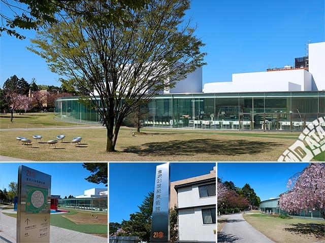 金沢21世紀美術館の写真