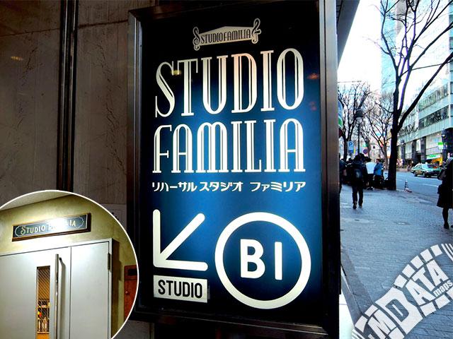 スタジオファミリア渋谷店の写真