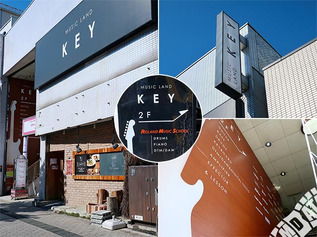 MUSICLAND KEY 高崎店の写真