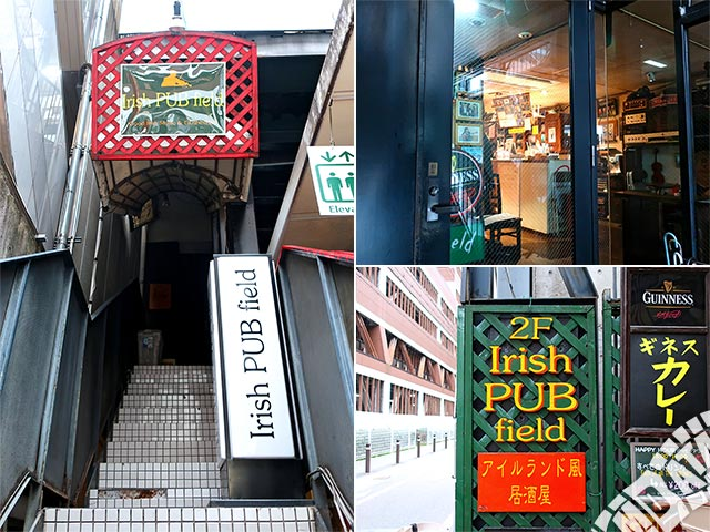 Irish PUB fieldの写真