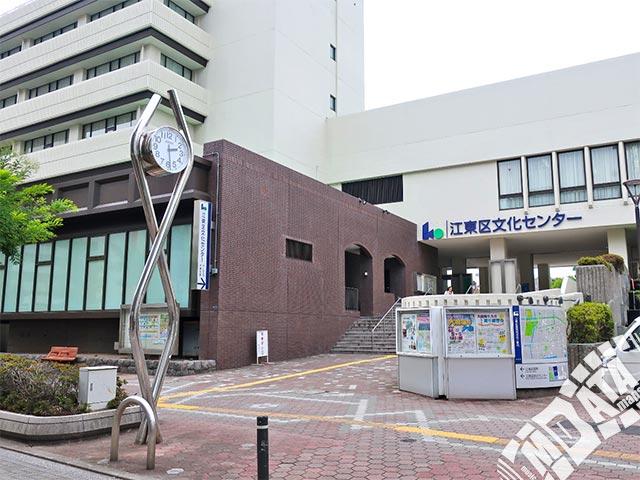 江東区文化センター音楽スタジオの写真