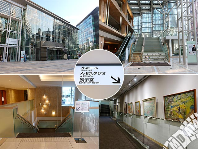 大田区民ホール・アプリコ スタジオABの写真
