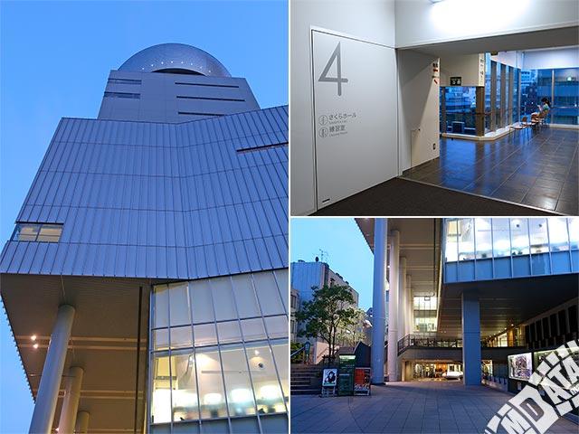 渋谷区文化総合センター大和田 練習室の写真