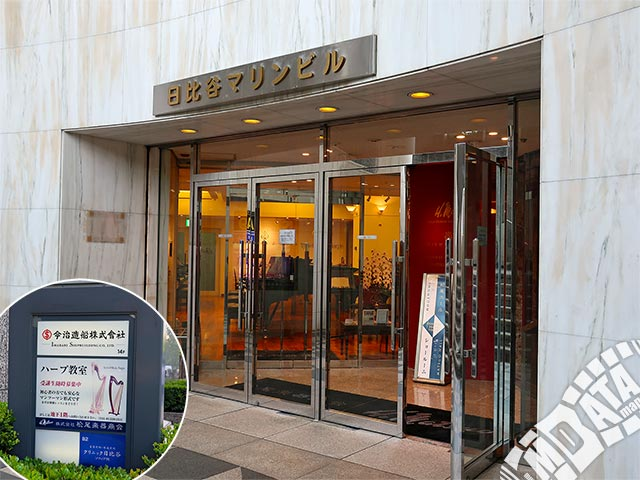 松尾楽器商会ハープ教室の写真