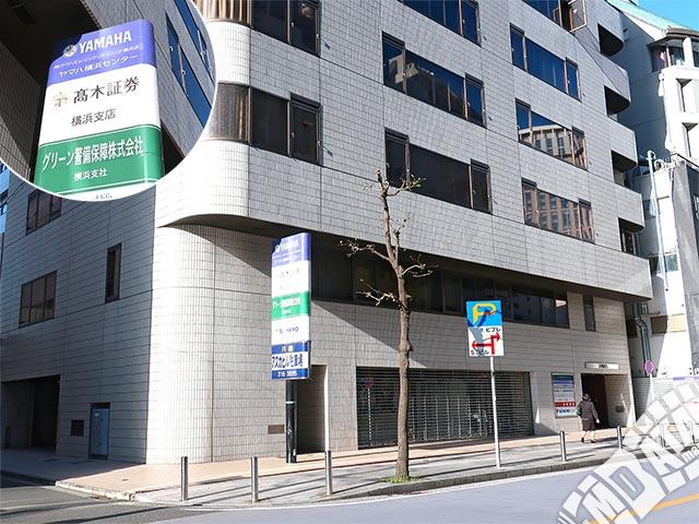 ヤマハ横浜センターの写真