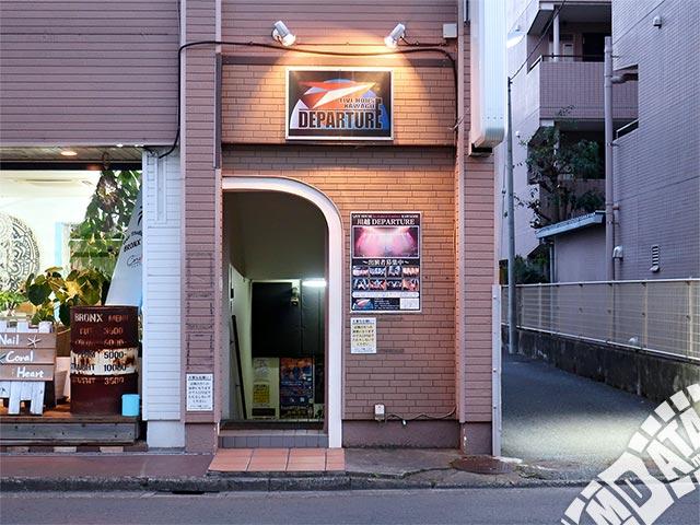 川越DEPARTUREリハーサルスタジオの写真
