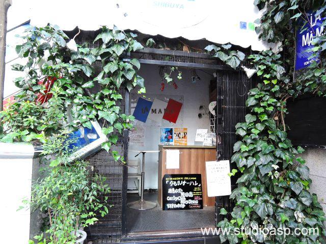 渋谷ラママ レコーディングの写真