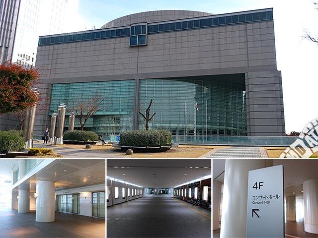愛知県芸術劇場コンサートホールの写真