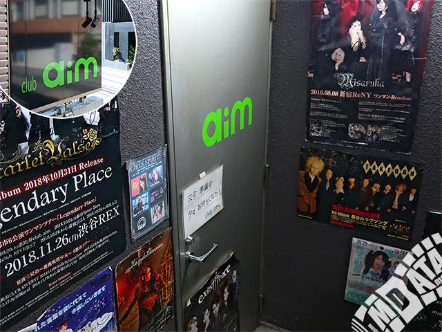 恵比寿club aimの写真