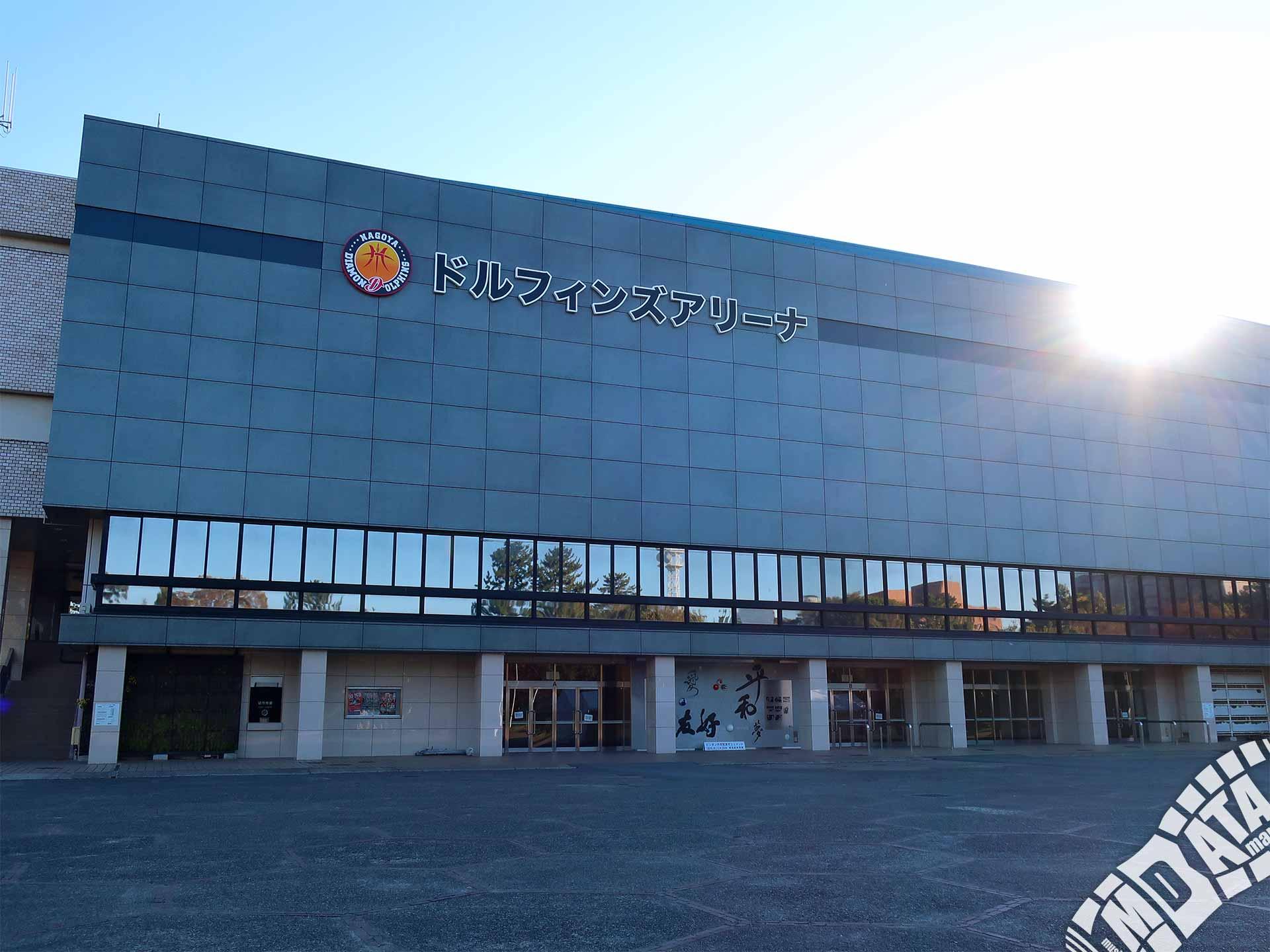 愛知 県 体育館
