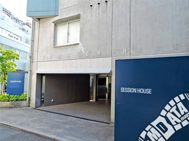 神楽坂セッションハウスの写真