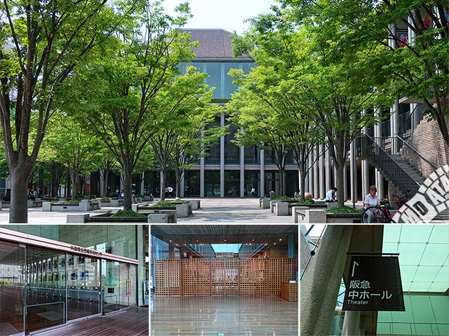 兵庫県立芸術文化センター 阪急中ホールの写真