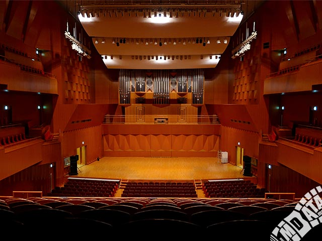 石川県立音楽堂の写真