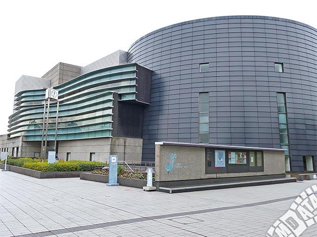 京都コンサートホールの写真