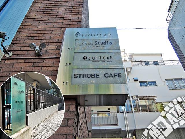 原宿ストロボカフェの写真
