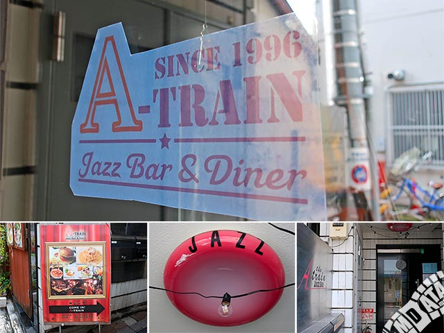 A-TRAINの写真