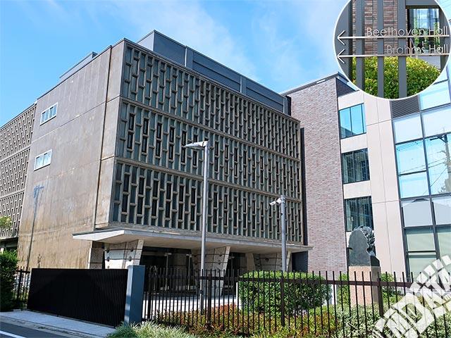 武蔵野音楽大学ベートーヴェンホールの写真