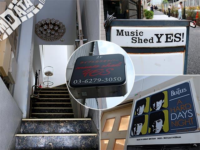 東中野music shed YES!の写真
