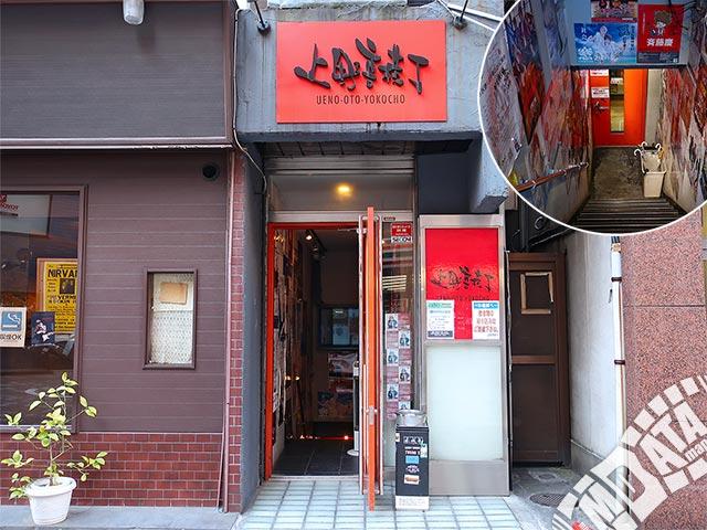 上野音横丁の写真