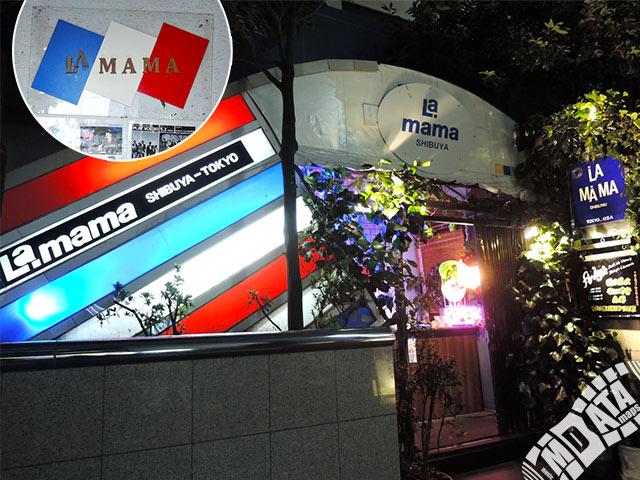 渋谷La.mama (ラママ)の写真