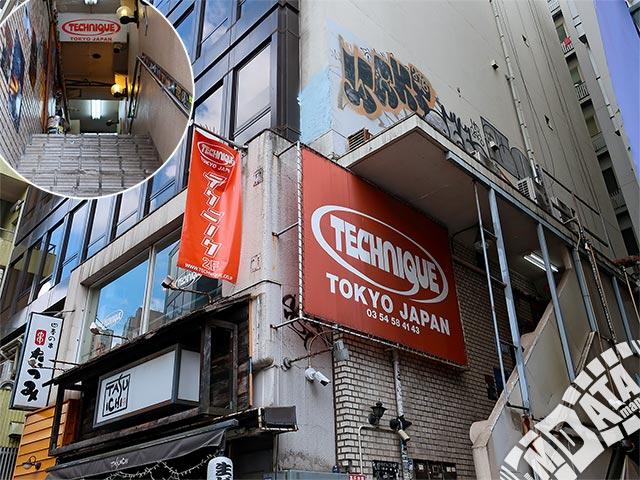 渋谷TECHNIQUEの写真