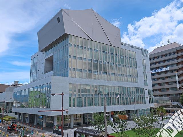 長野市芸術館の写真