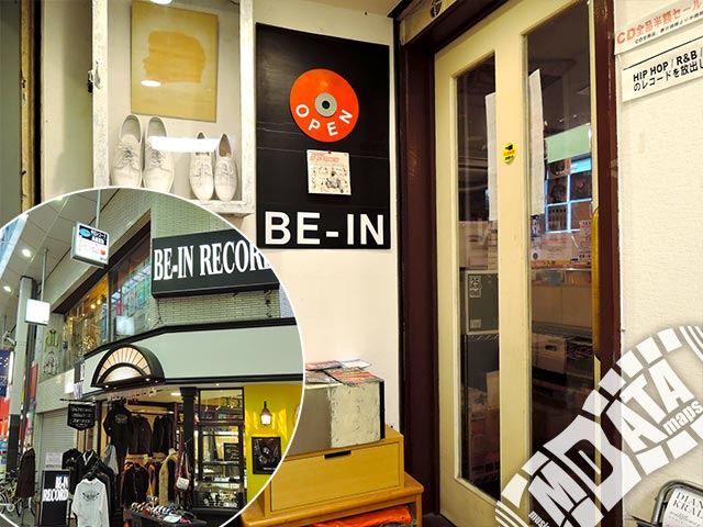 BE-IN RECORDSの写真