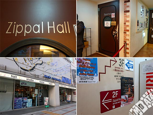 ZIPPAL HALLの写真