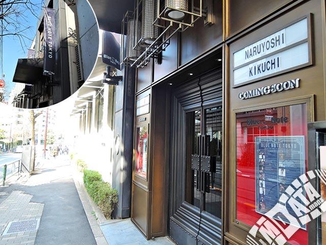 ブルーノート東京の写真