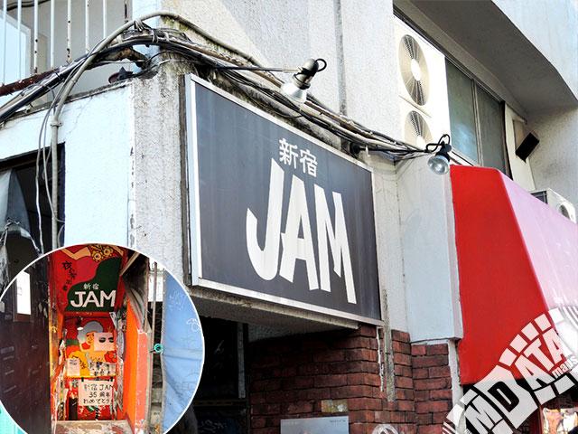 新宿JAMの写真