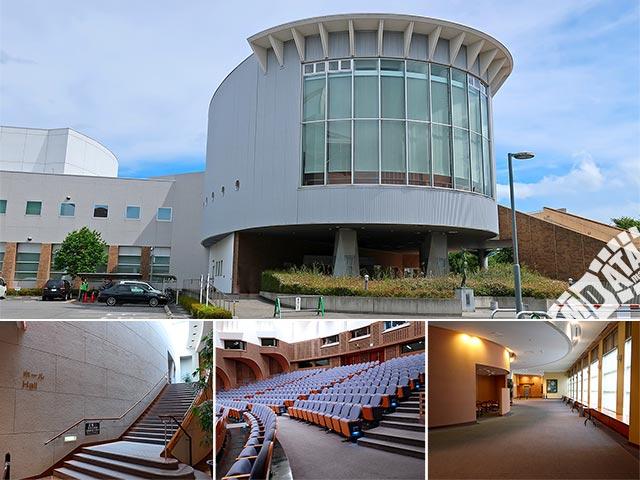 若里市民文化ホールの写真