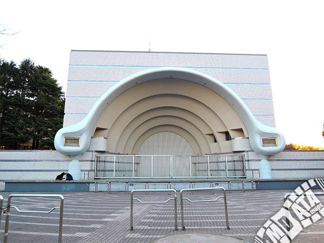 代々木公園野外音楽堂(代々木公園野外ステージ)の写真