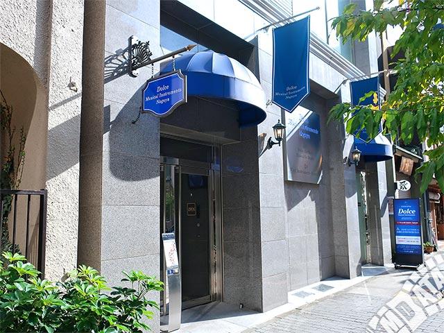 ドルチェ楽器 名古屋店の写真