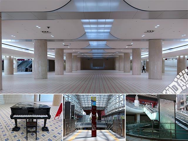金沢駅もてなしドーム地下広場の写真