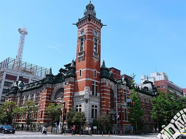 横浜市開港記念会館の写真