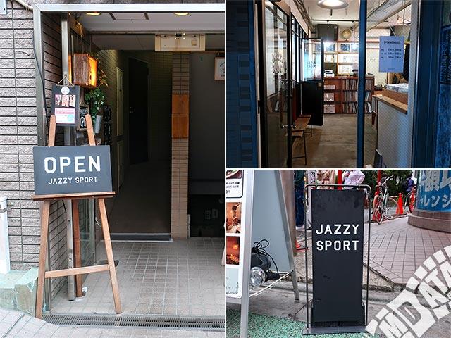 JAZZY SPORT下北沢の写真