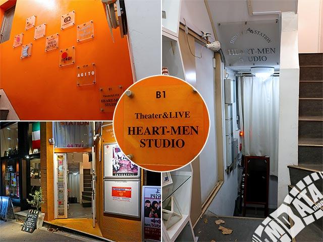 四谷ハートメンスタジオの写真